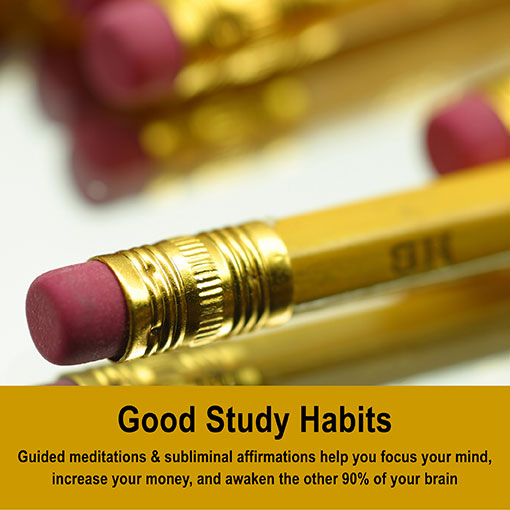 Good Study Habits CD Cover