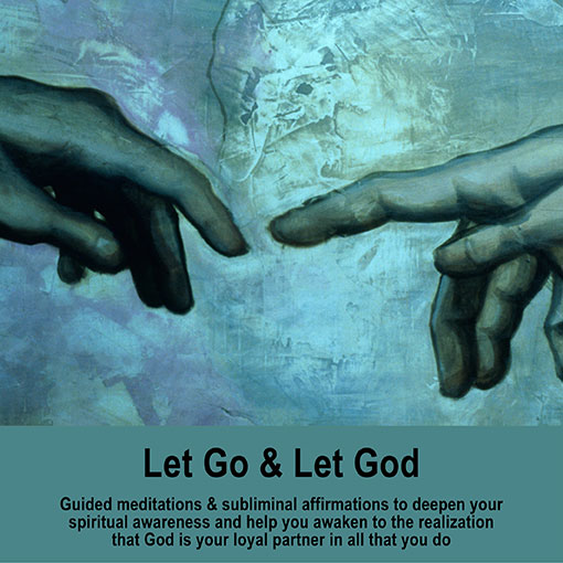 Let Go Let God Cd Miracle Meditations Cd Collection