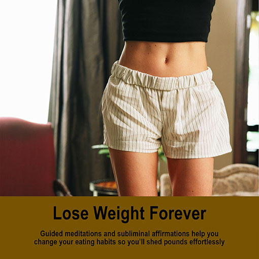 Lose Weight Forever CD Cover