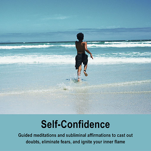 Self Confidence CD Cover